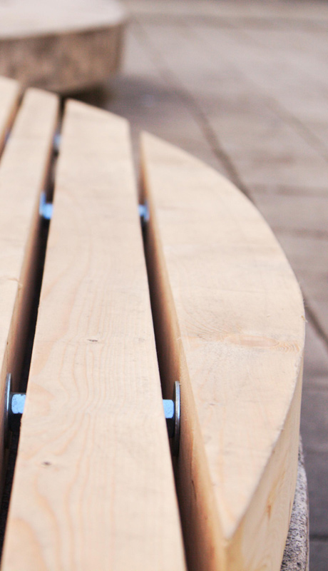 sitting deck